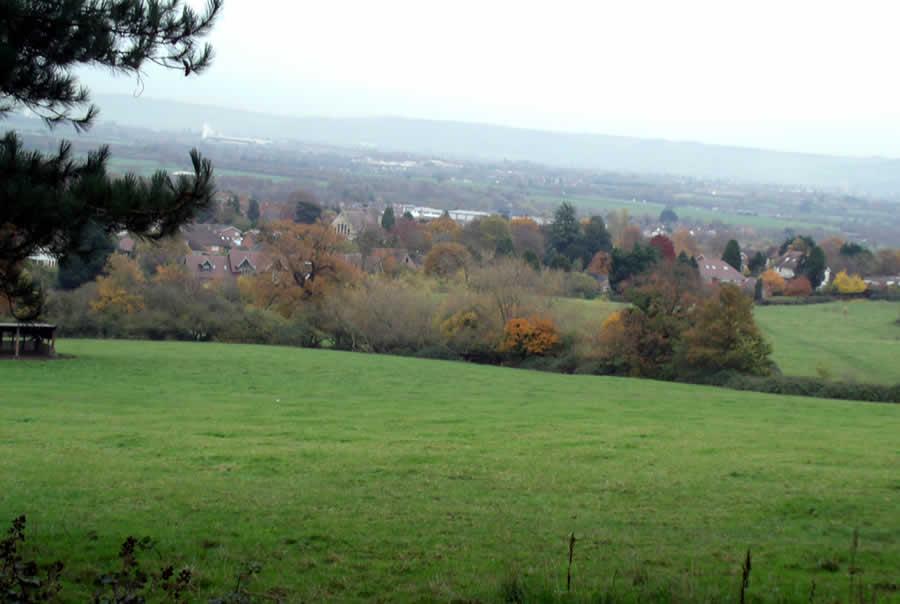 Farmland Churchdown-hill