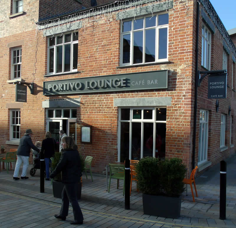 Portivo Lounge Gloucester Quays