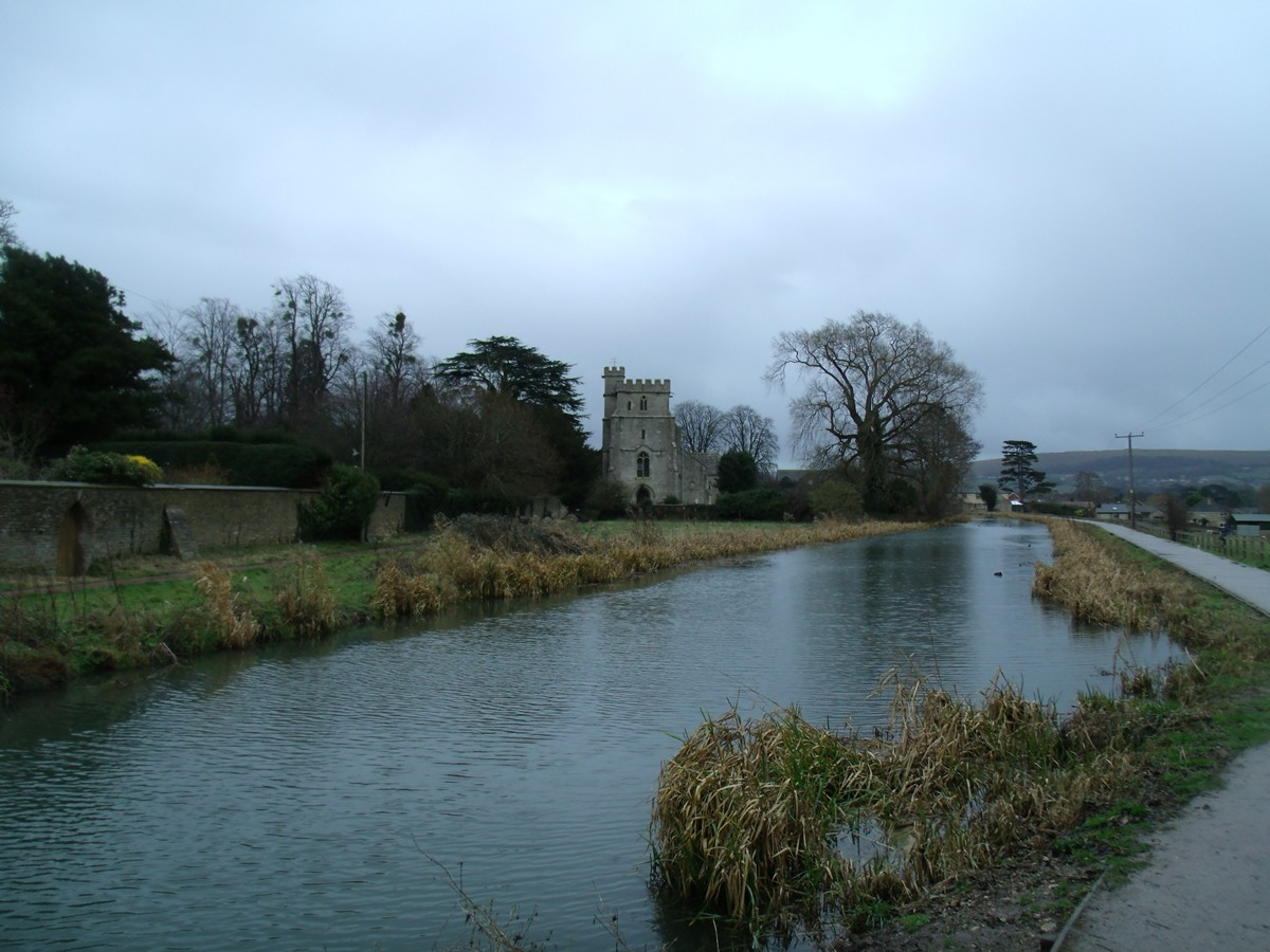 Walk From Whitminster To Stonehouse Along The River Frome & Stroudwater Navigation