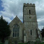 Hardwicke Church Clock