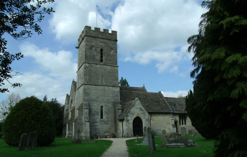 Hardwicke Church From Main Entrance