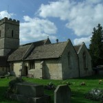 Hardwicke Church From The Graveyard