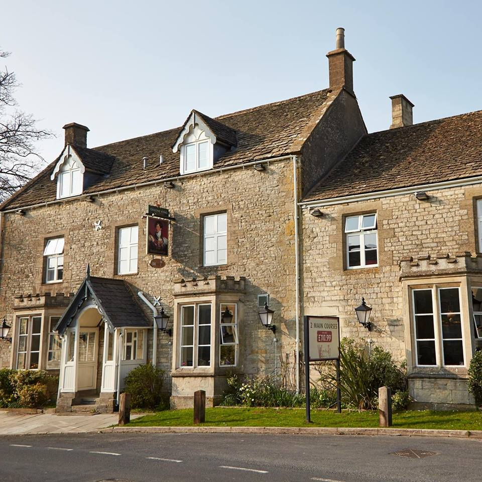 Royal George Hotel in the Cotswolds
