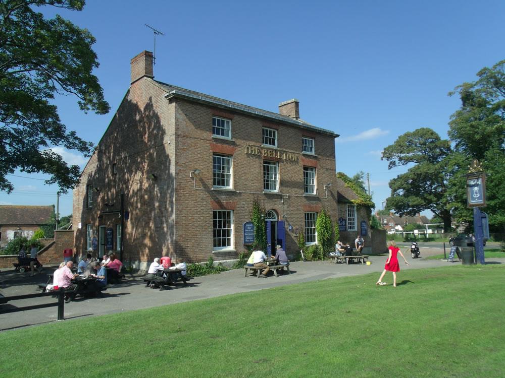 The Bell Inn Frampton On Severn