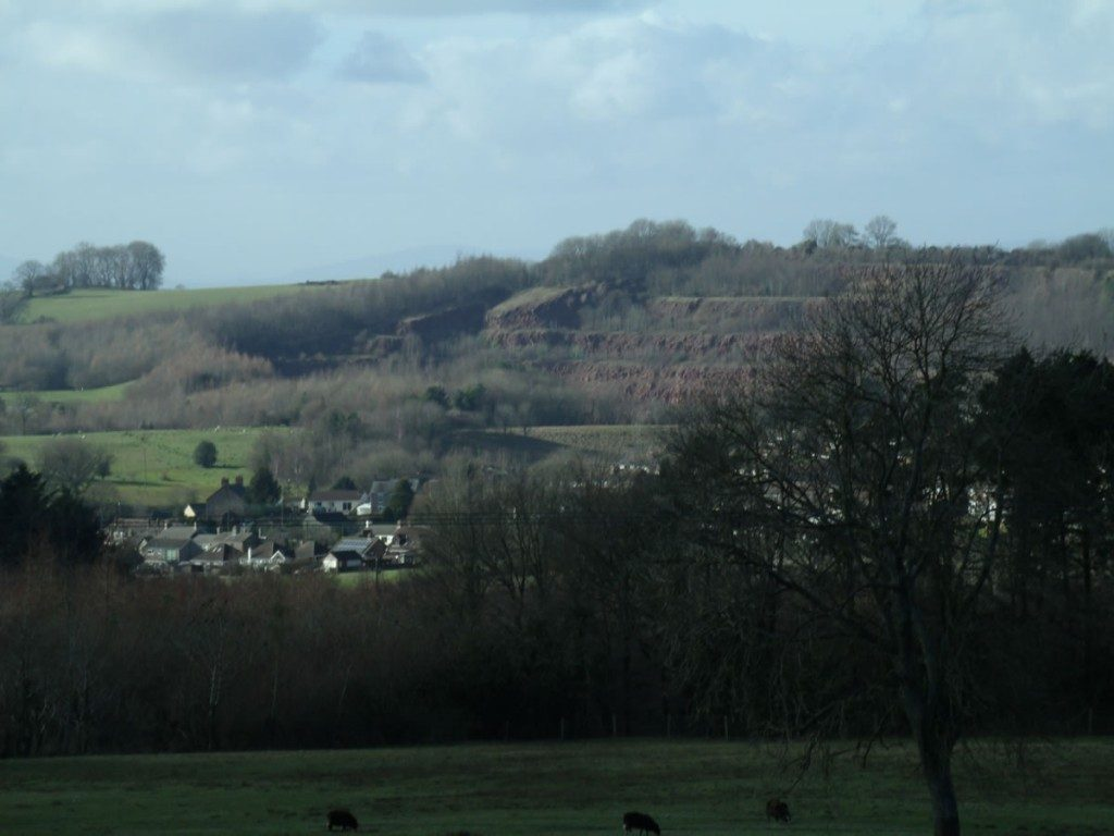 Drybrook Quarry