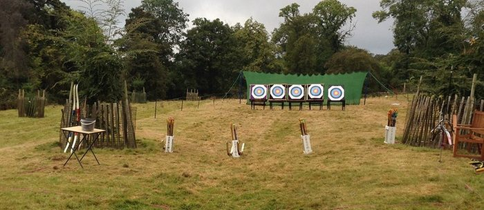 Cotswold Archery at Batsford Arboretum