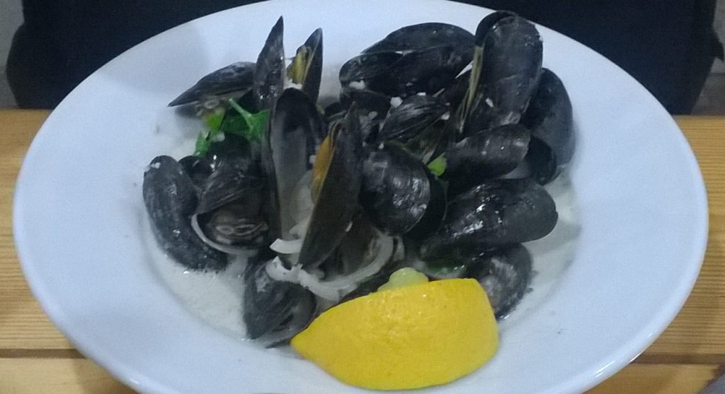 Mussels For Starter