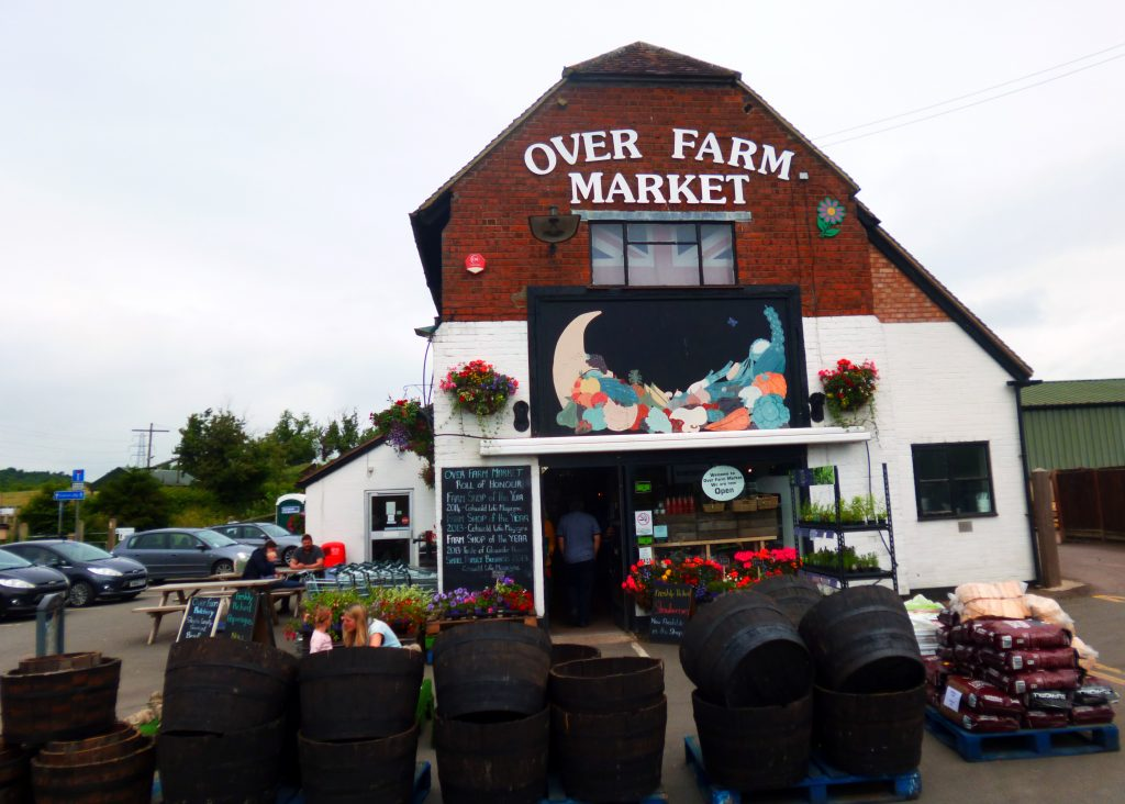 Over Farm Market Gloucester