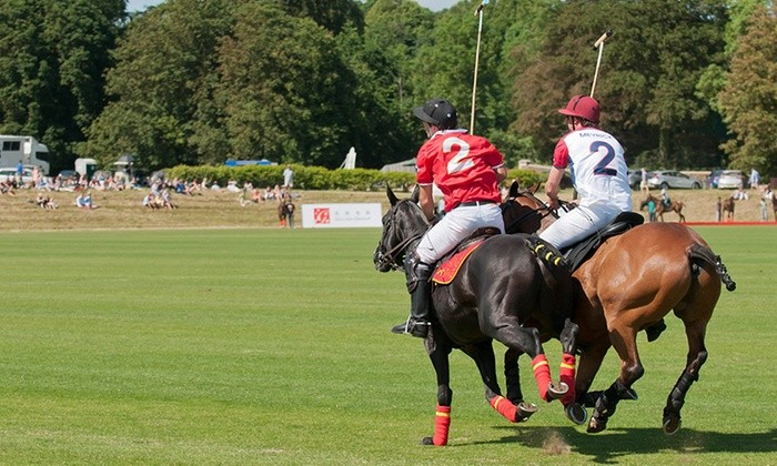 Gloucestershire Festival of Polo 9–10 June 2018