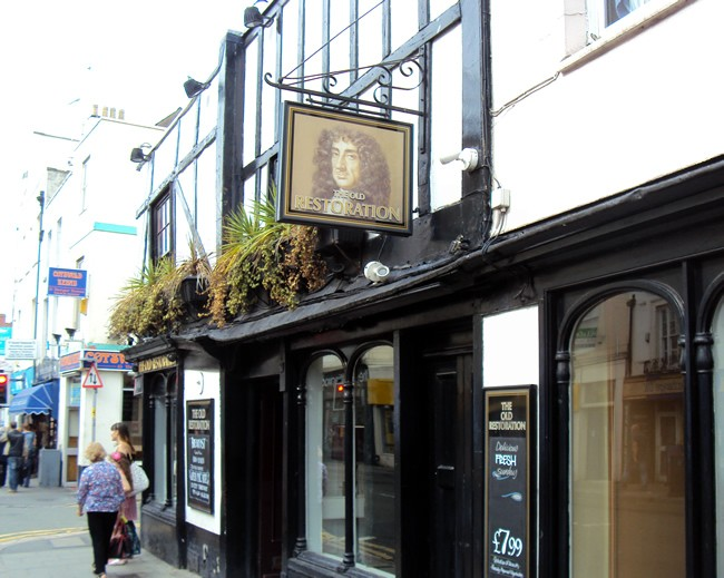 The Old Restoration Pub