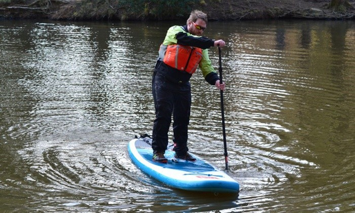 Paddle Boarding Forest Of Dean Offer