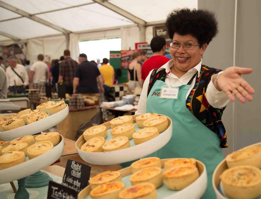 Cheltenham food festival