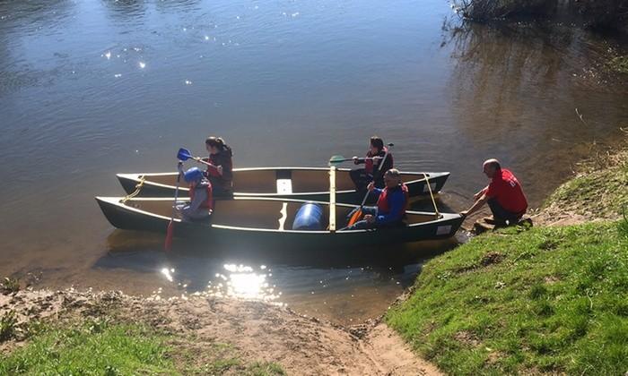 Ross on Wye Canoe Hire