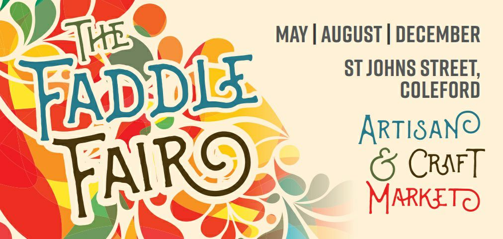 The Faddle Fair - Artisan & Craft Market in Coleford
