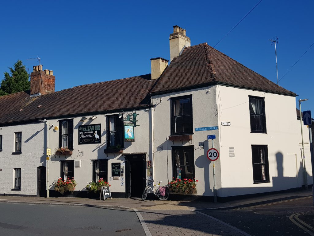 The Pelican Inn Gloucester