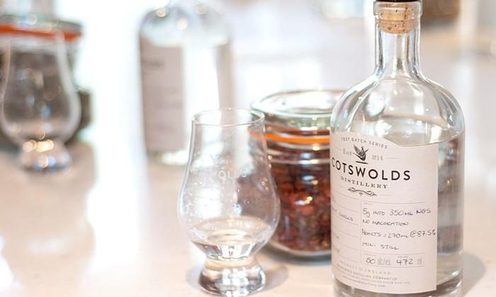 Gin & Whiskey Tasting