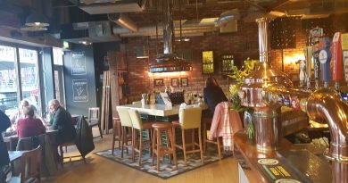 Brewhouse & Kitchen Restaurant in Gloucester
