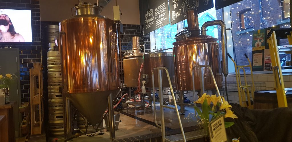 Brewing Expereince