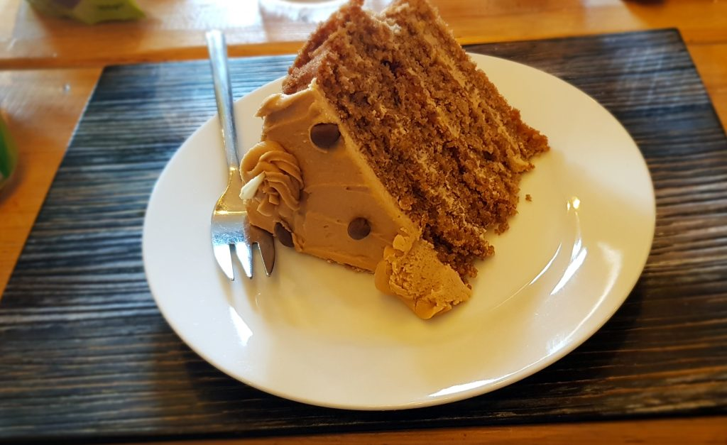 Coffee Cake at Guru