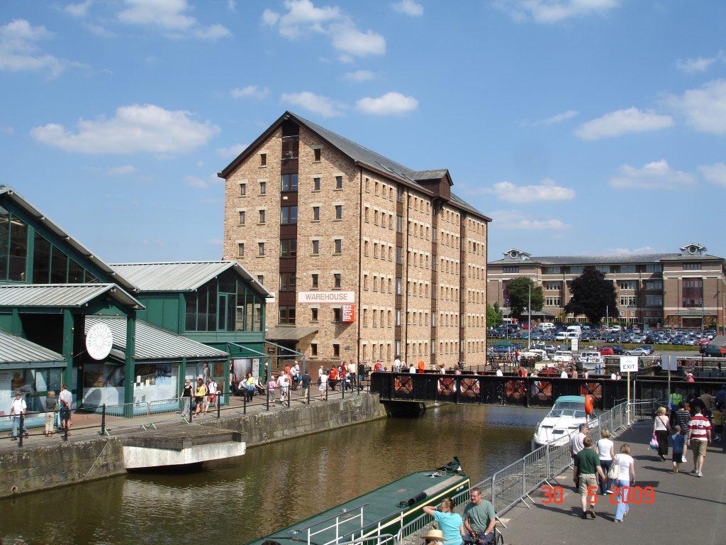 Victorian Docks Gloucester