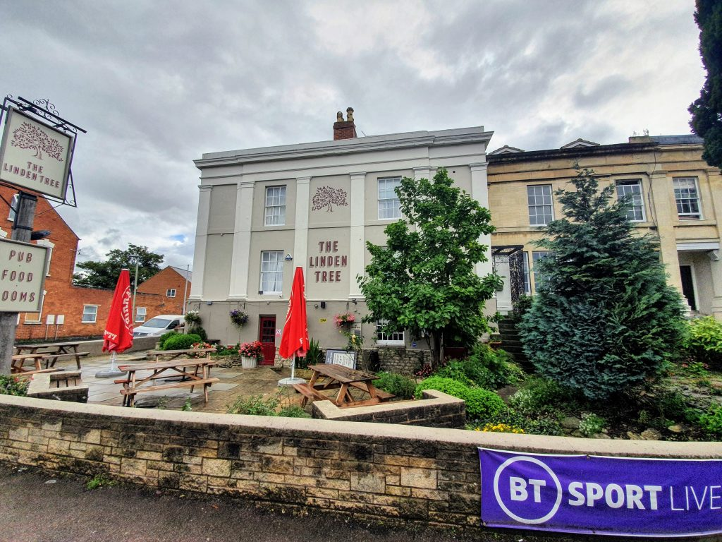 The Linden Tree Inn and B&B