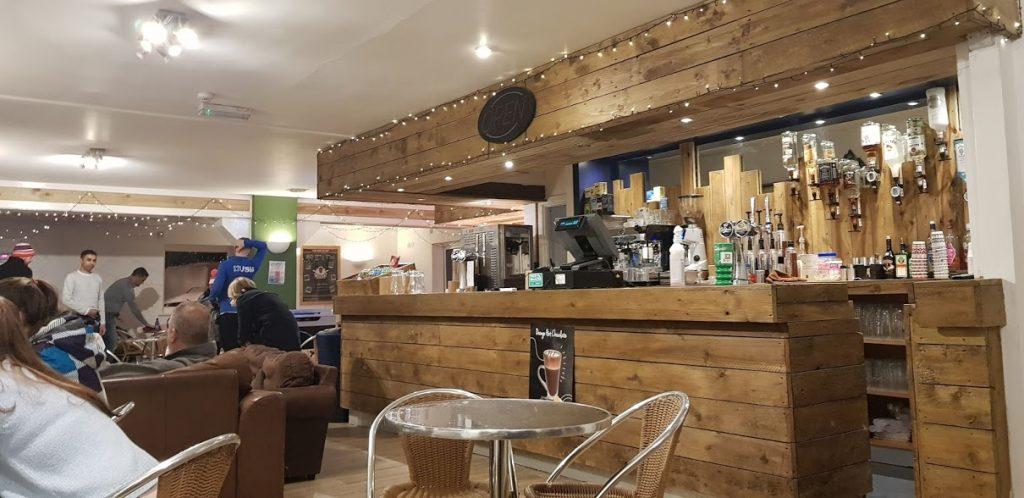 Bar at Gloucester Ski Centre