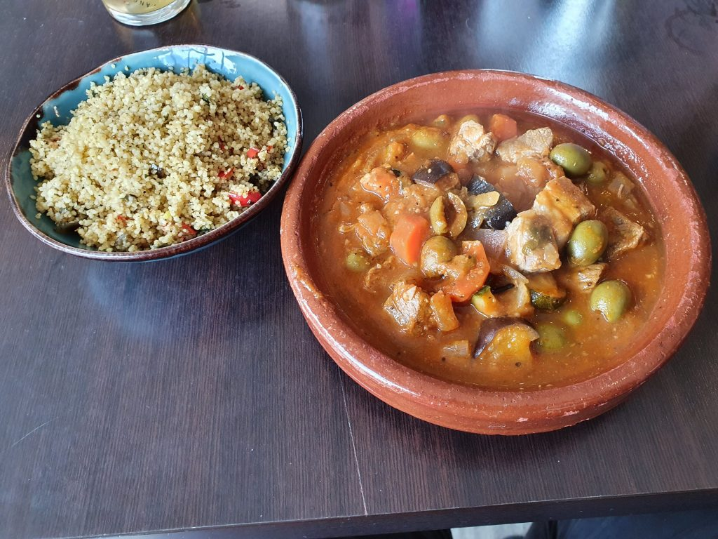 Morrocan Tagine at The Med
