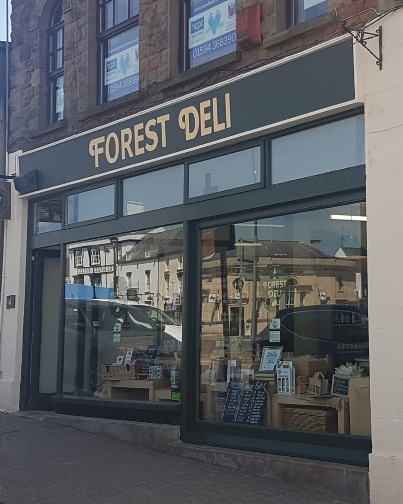 Forest Deli in Coleford