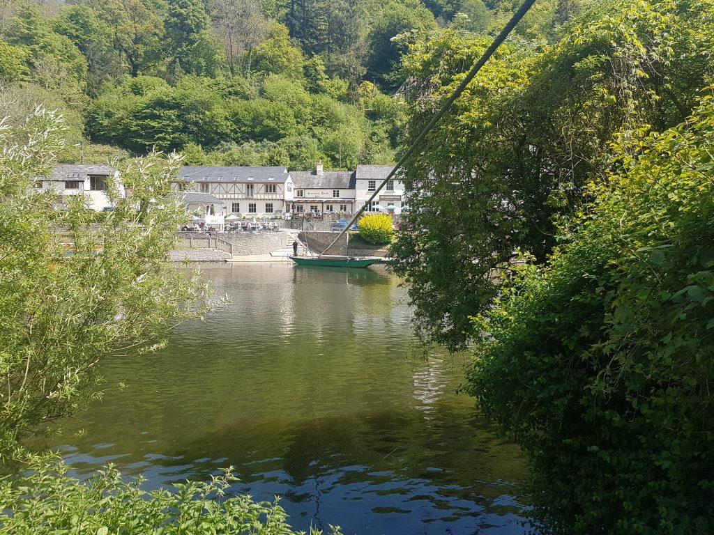 River Wye Ferry