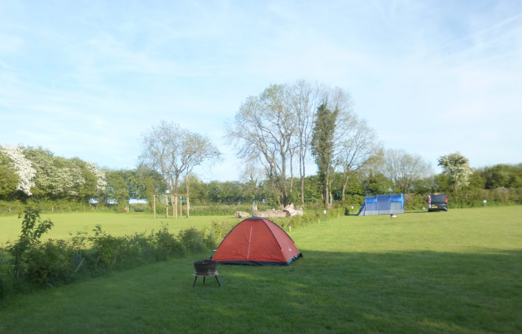 Forest of Dean Camping