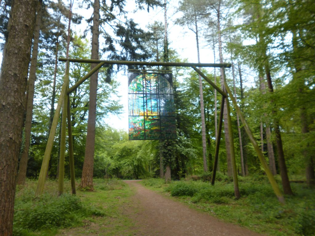 Forest Cathedral at The Sculpture Trail