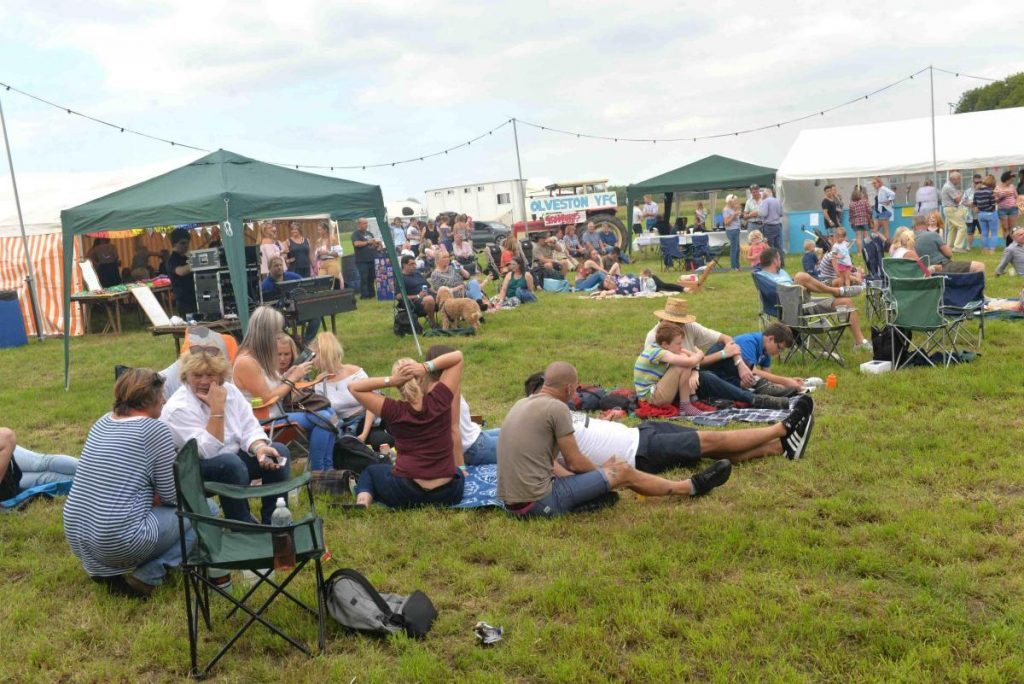 Mellow in the Meadow Rural Music Festival