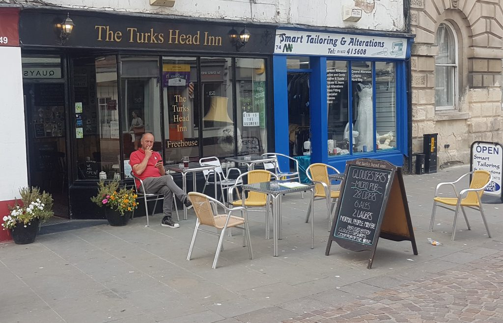 The Turks Head Inn, Southgate Street, Gloucester
