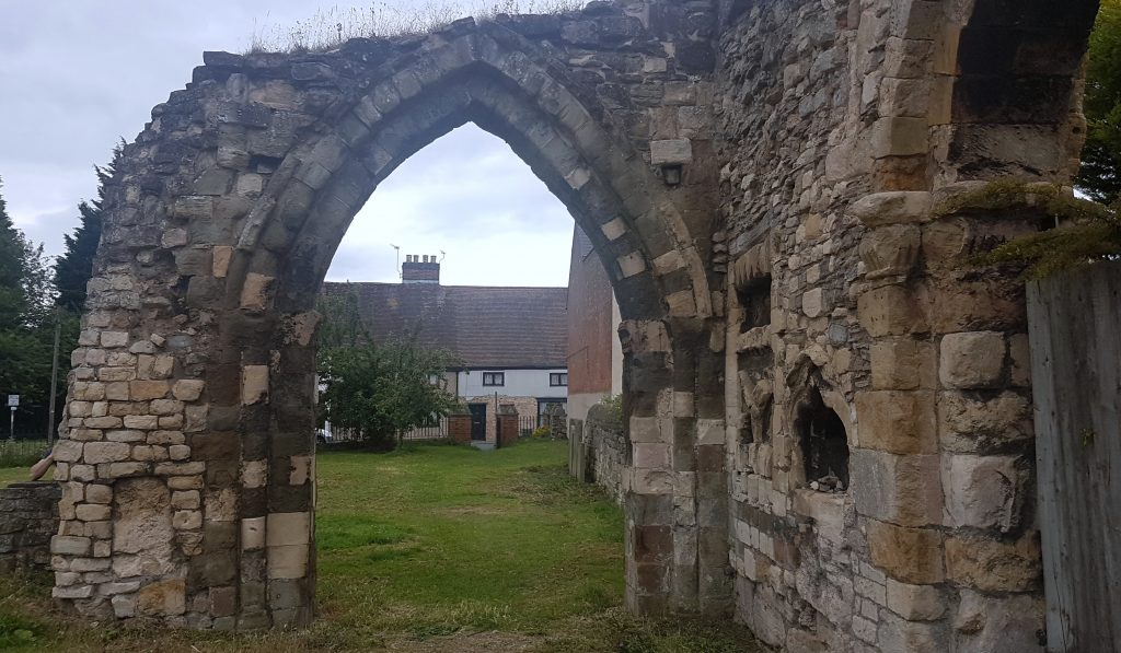 St Oswold;s Anglo-Saxon Minster & Medieval Priory