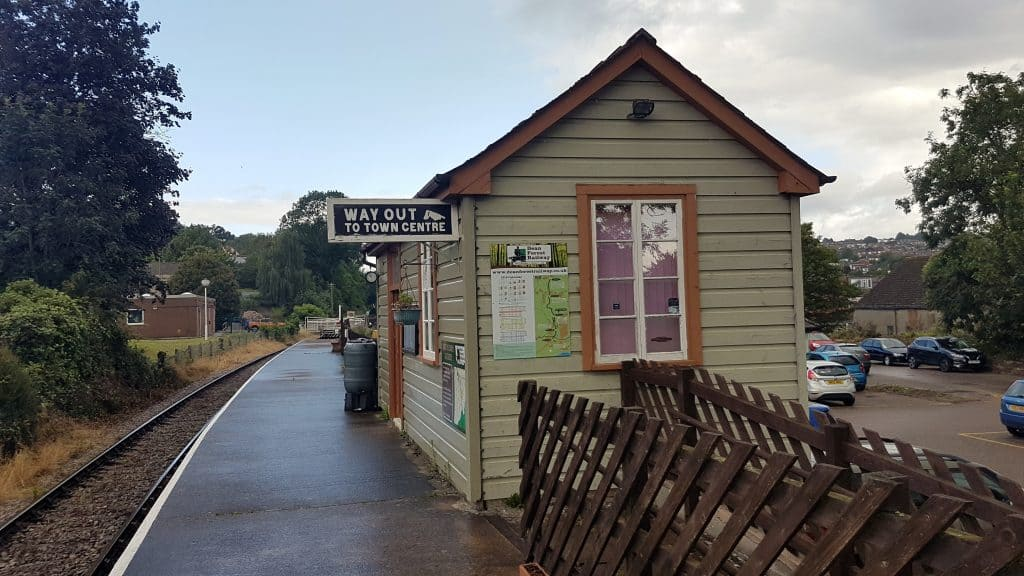 Lydney Town Station