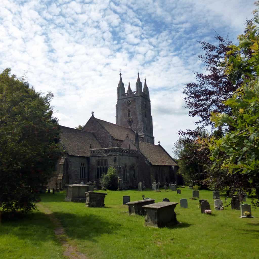 Newland Church