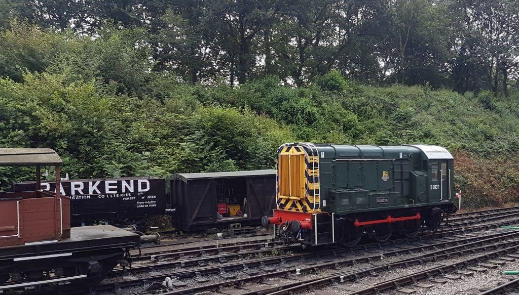 Norchard railway siding