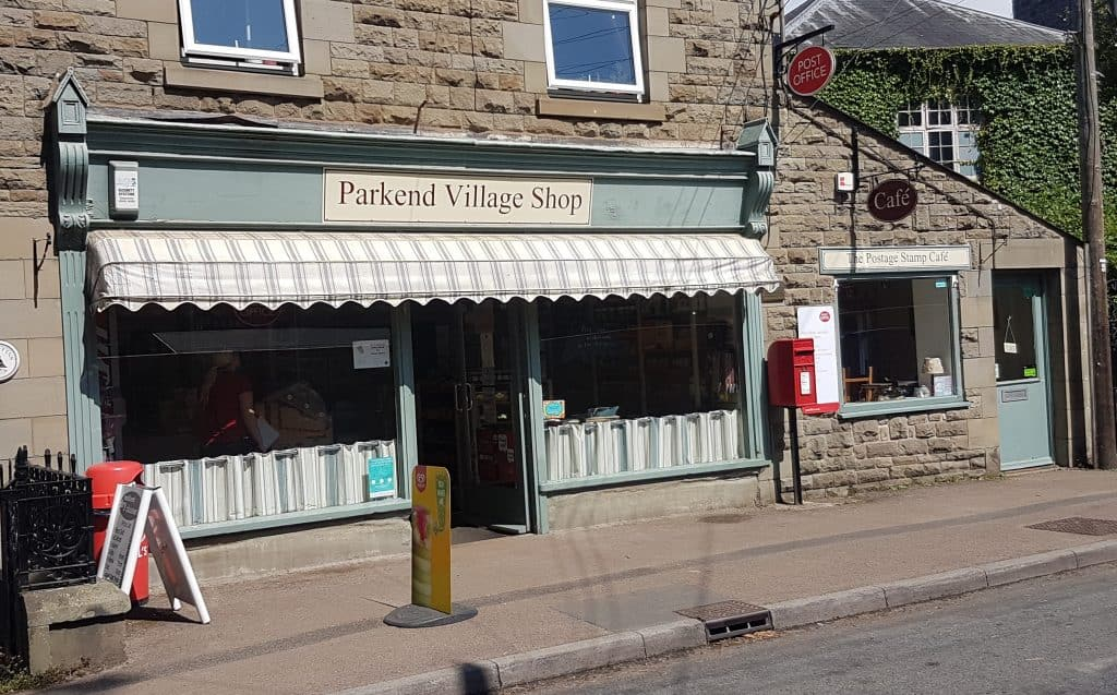 Parkend Village Shop - Cafe and Post Office