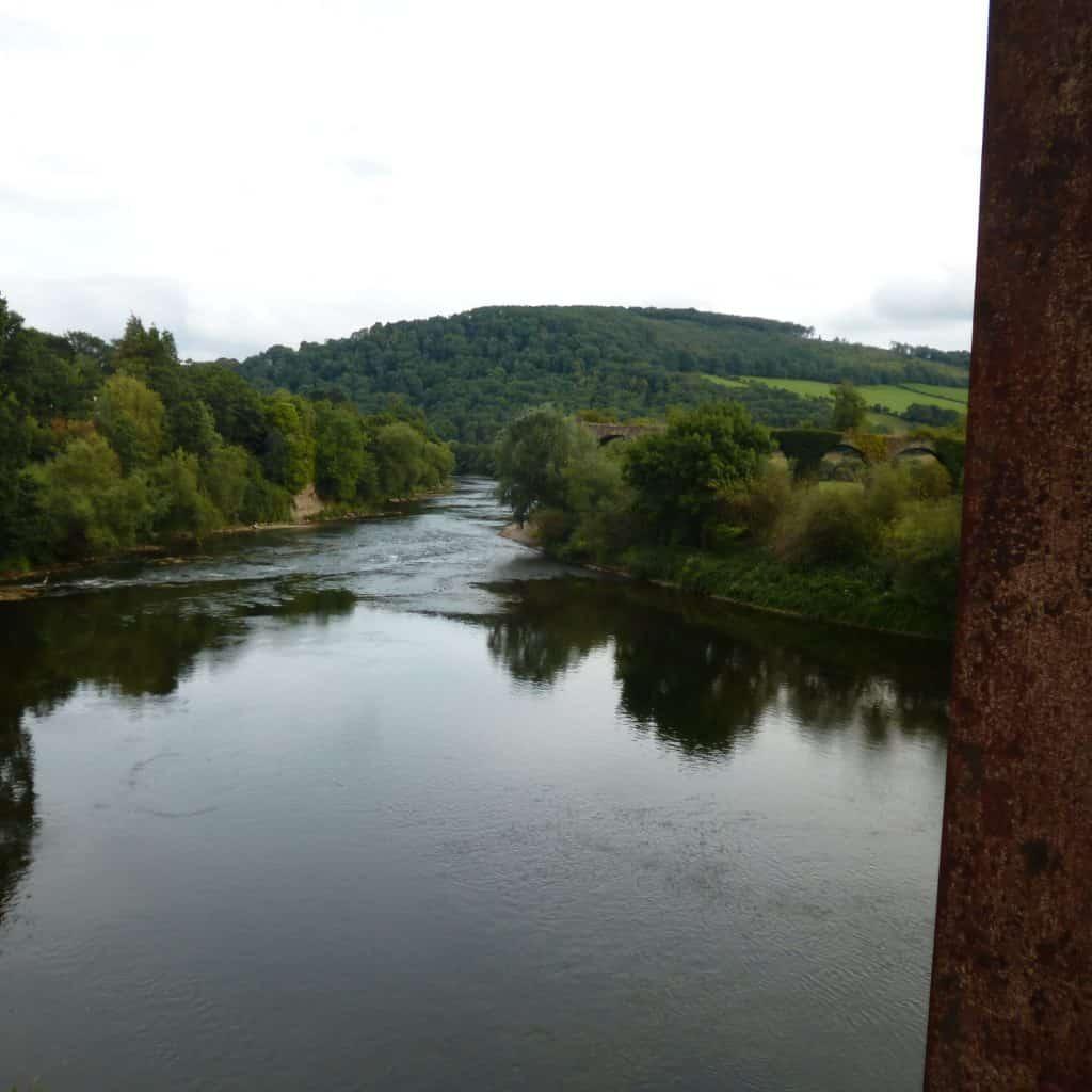 View From The Duke of Beaufort Bridge