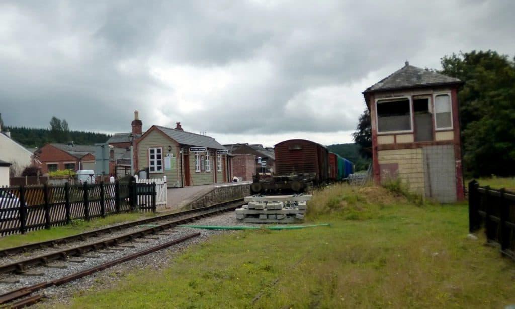 Whitecroft Station