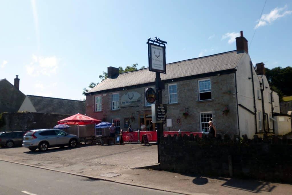 Woodman Pub Parkend