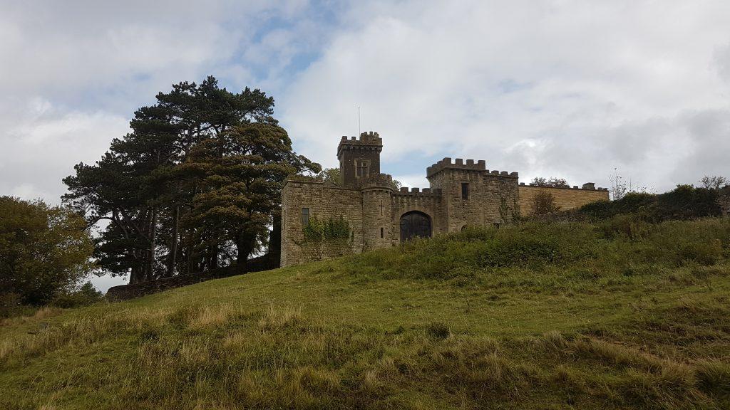 Rodborough Walks near the fort