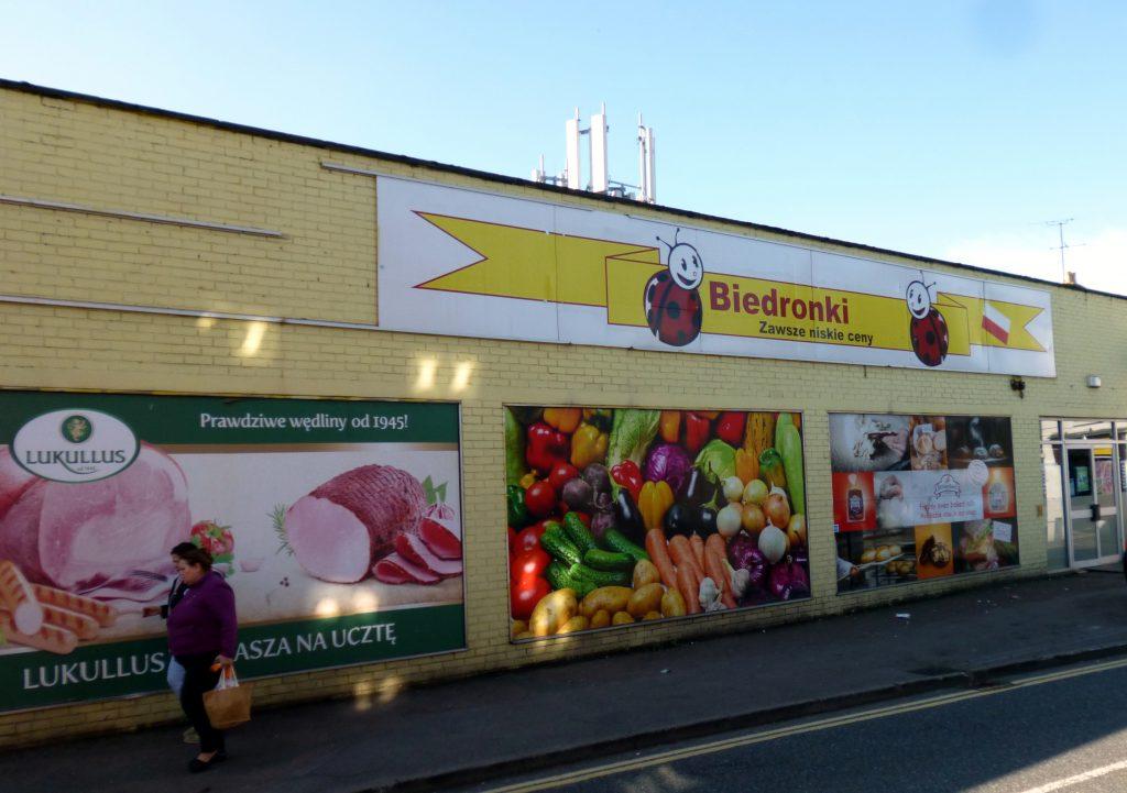 Biedronki Polish Supermarket