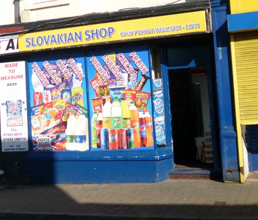 Slovakian Shop