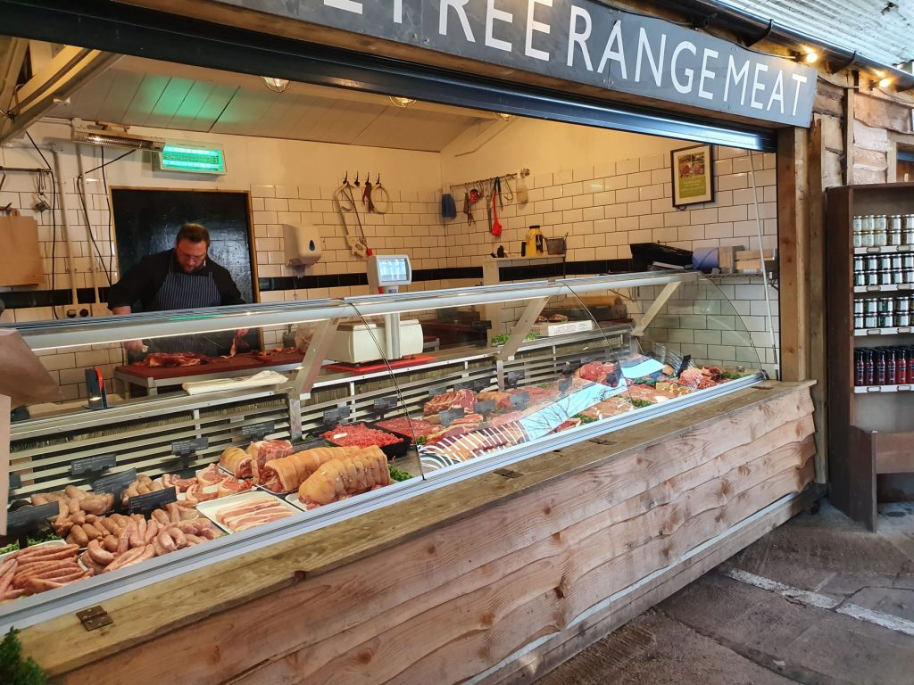 Butchers in the Cotswolds