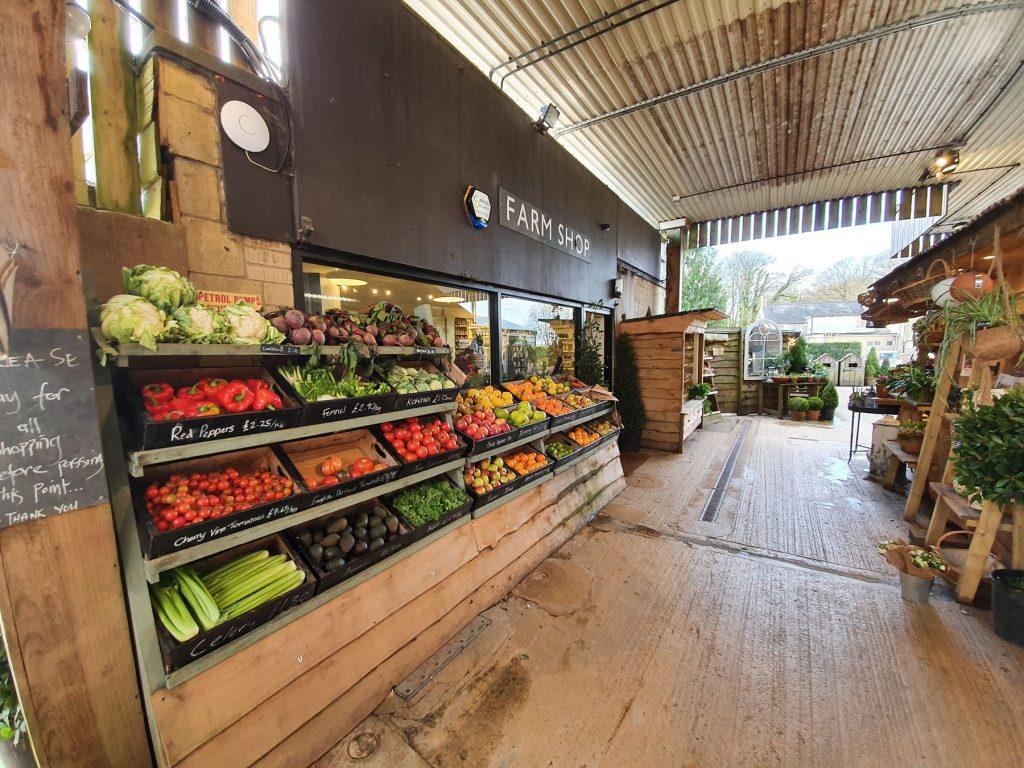 Greengrocers near Stroud