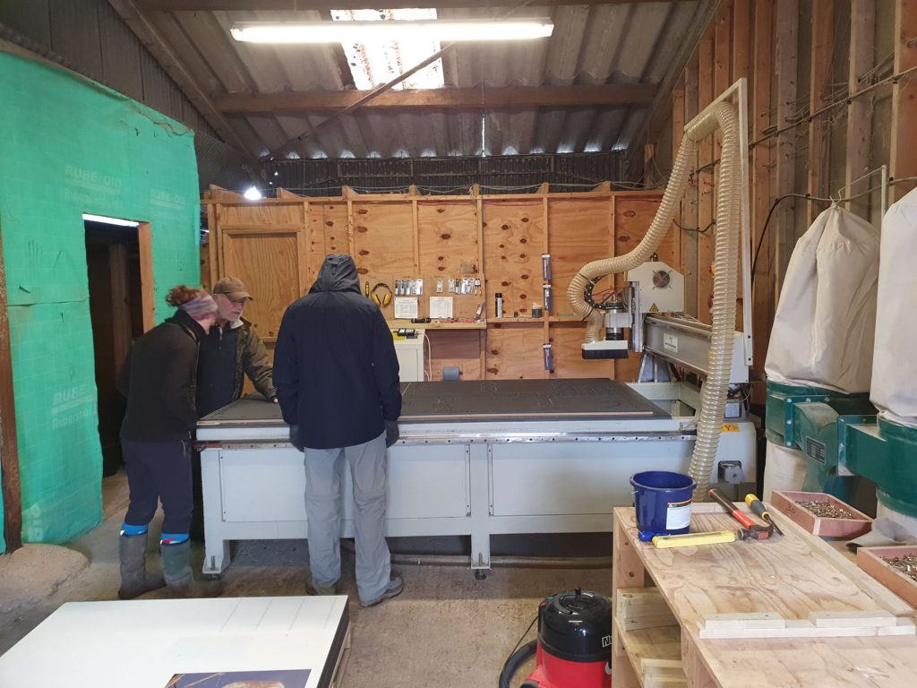 Owl Box Workshop At Barn Owl Centre