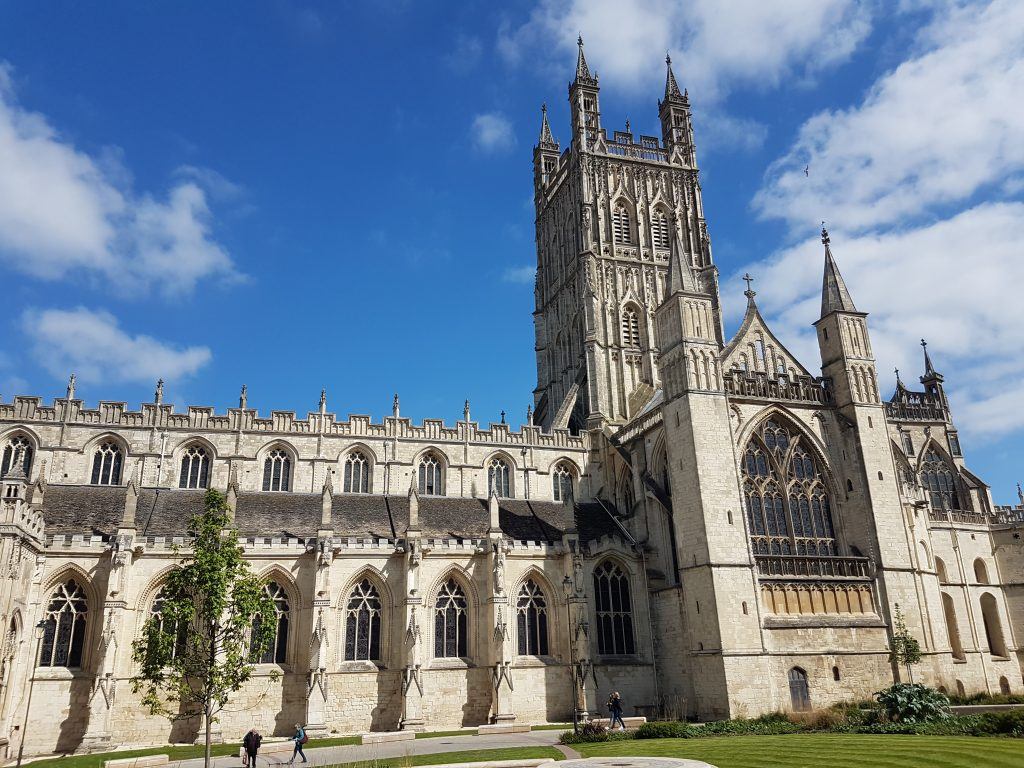 Glos Cathedral