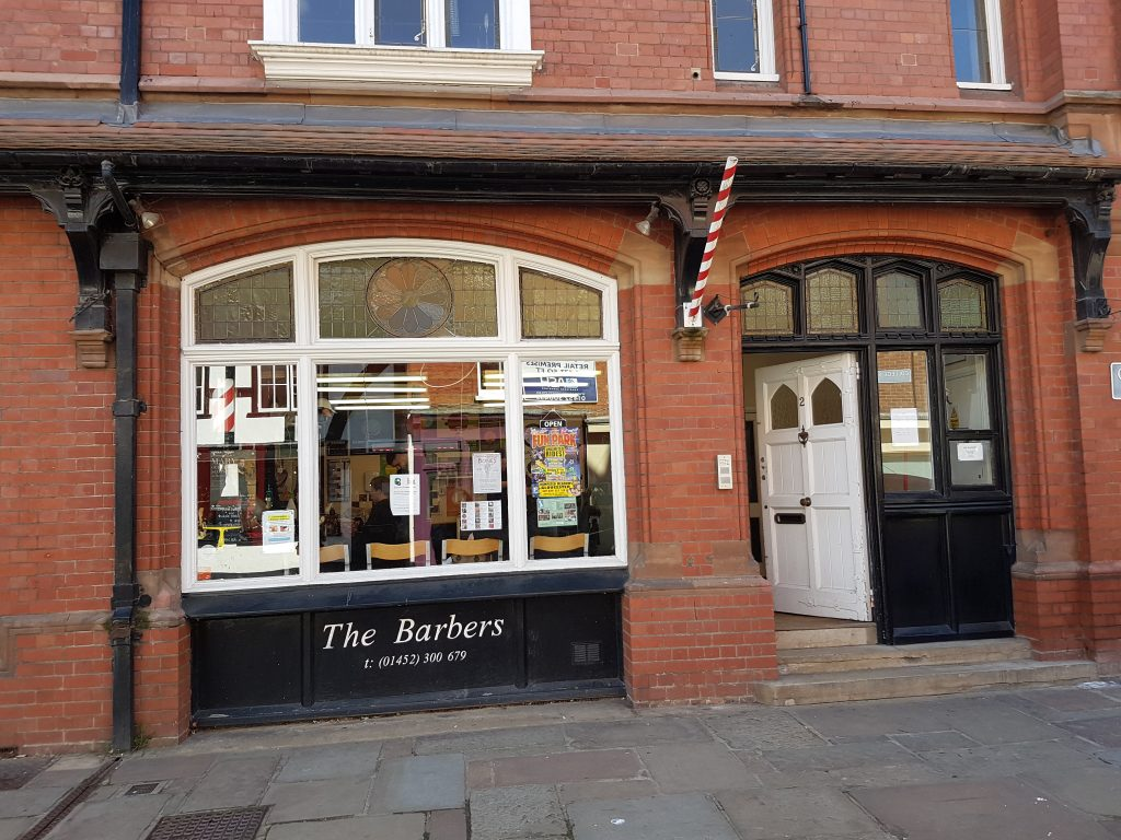 The Barbers in Gloucester