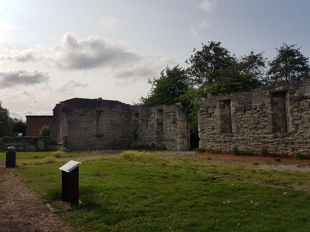 Llanthony Barn Ruins